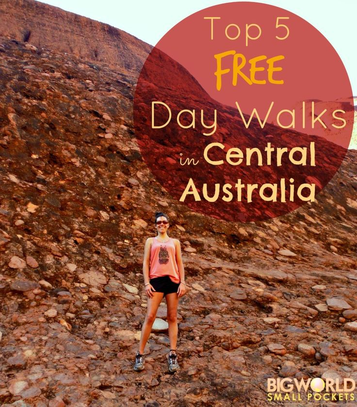 Top 5 Free Hikes to Explore in Central Australia, including at Uluru and Kings Canyon {Big World Small Pockets}