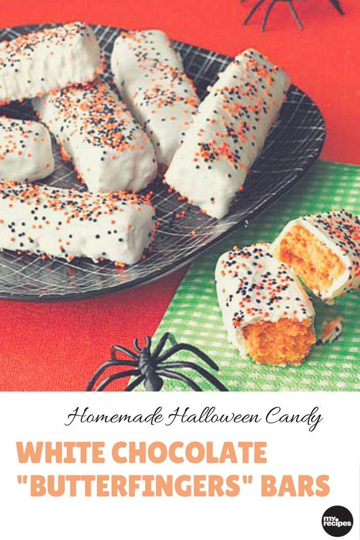 homemade halloween candy ideas - Treat Ideas For Halloween