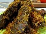Resep Sate Sapi Bumbu Rempah – Jawa Timur