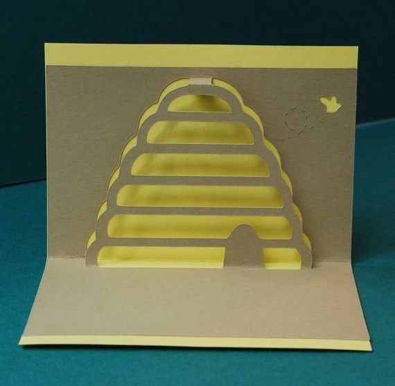 LDS Young Women Mini Pop-Up Cards Set of 5 by PeadenScottDesigns