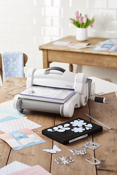 Big Shot Plus, de Sizzix.