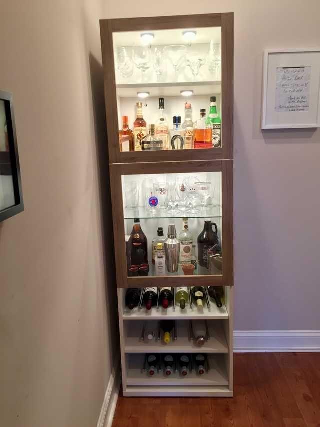 Les 25 meilleures idées de la catégorie Liquor cabinet ikea sur ...