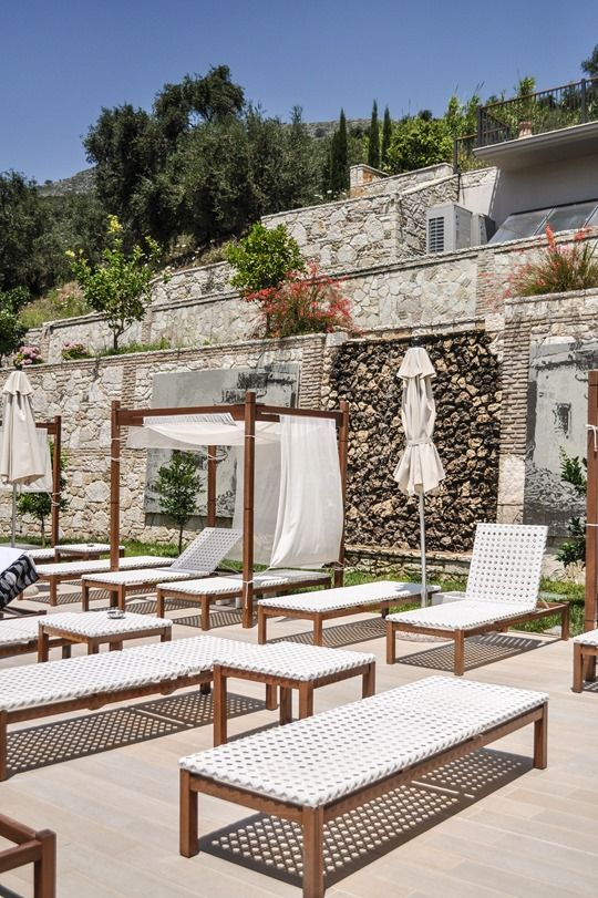 Salvator villas & spa hotel, Parga, Greece