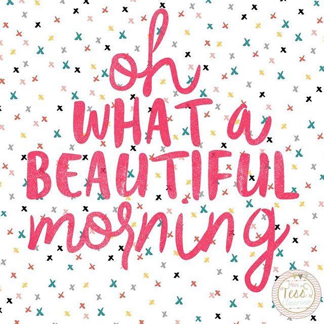 Hope you are all enjoying your Sunday morning 💕 #teacherweekend #ilovetheweekend #sundayfunday    #Regram via @misstessclassroom