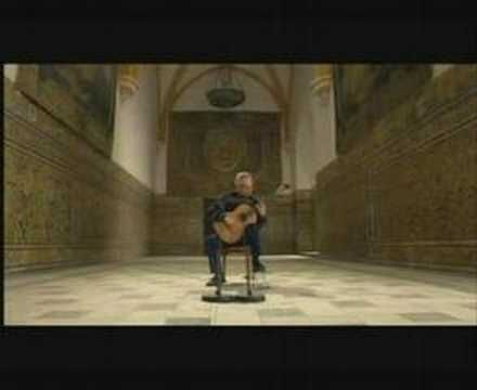 Asturias by Isaac Albeniz played by John Williams classical guitarist. Quite Awesome!!!