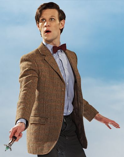 11th Doctor Halloween Costume