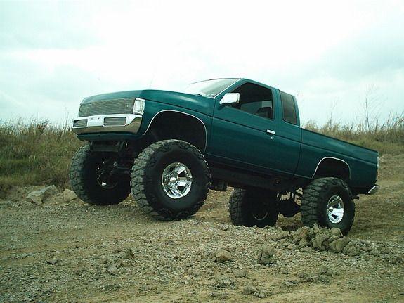 custom nissan hardbody 4x4 marknissan 39 s 1995 nissan dream trucks cars pinterest 4x4. Black Bedroom Furniture Sets. Home Design Ideas