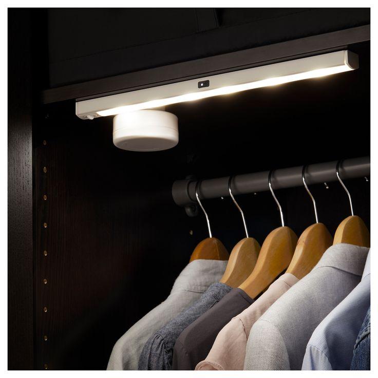 IKEA - STÖTTA LED light strip battery operated white