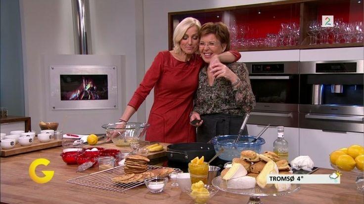 Bananpannekaker og Scones - TV2.no