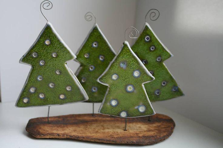 Dekorácie - vianočné stromčeky - 4  - 4508480_