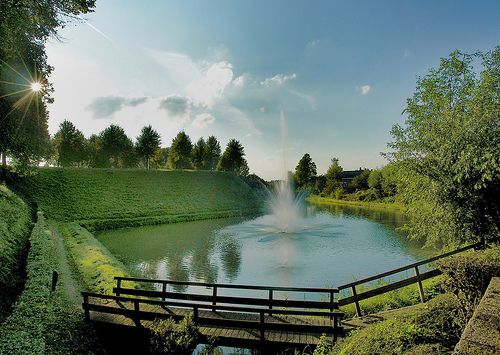 Hulst, the Netherlands (picture by Koos Fernhout) - the perfect place to spend Sunday afternoons :)