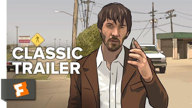 Liked on YouTube: A Scanner Darkly (2006) Official Trailer - Keanu Reeves Robert Downey Jr. Movie HD