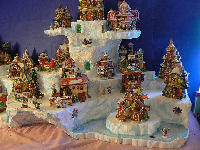 Cheri's North Pole by 56th and Main, via Flickr