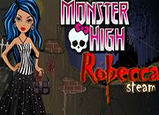 Monster High Robecca Steam | Juegos Monster High - jugar online