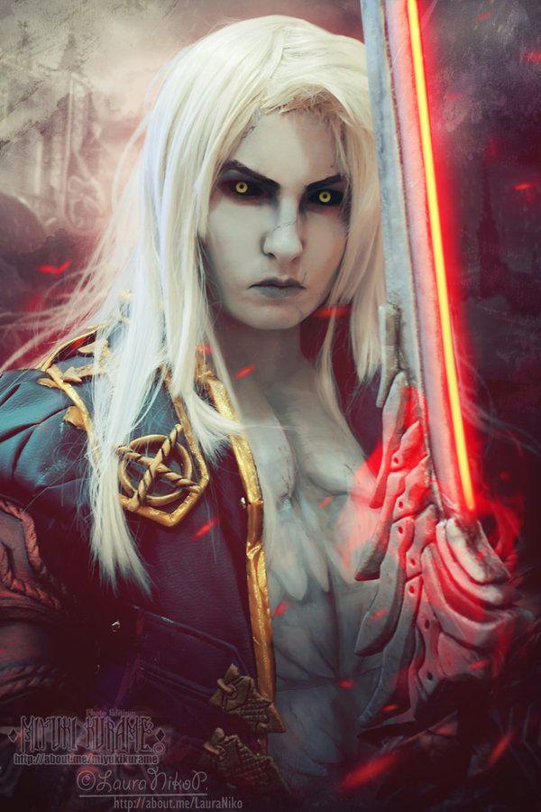 Castlevania Lords of Shadow 2 : Alucard Cosplay by MiyukiKurame