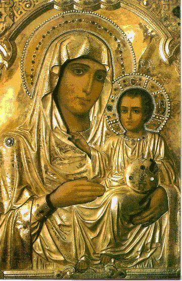Ícones de Nossa Senhora