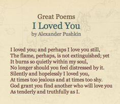 Image result for pushkin poems about summer over