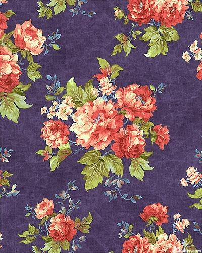 Stella - Windblown Bouquet - Violet