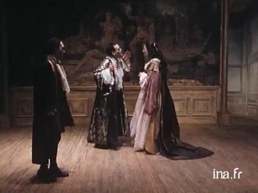En scènes : le spectacle vivant en vidéo - Bérénice de Racine, mis en scène par Antoine Vitez