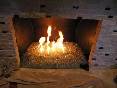 decorlala.com - Fireplace Glass Rocks