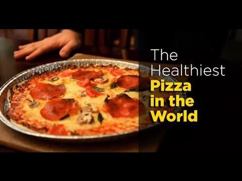 The Healthiest Pizza in the World - YouTube