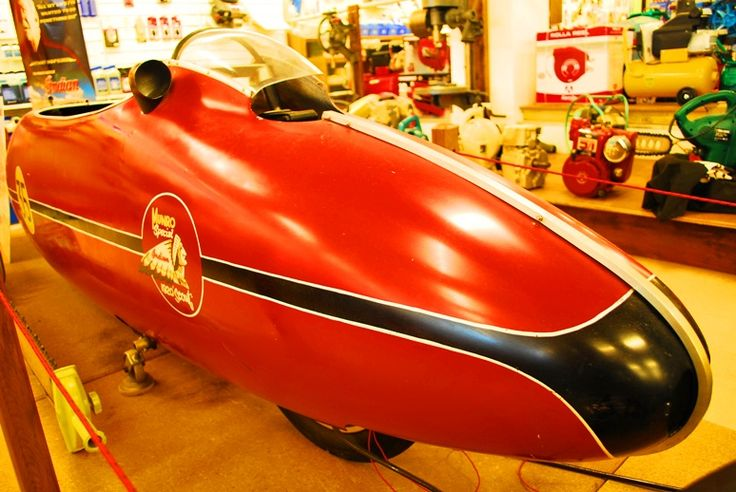World's Fastest Indian - Where Is It Now?