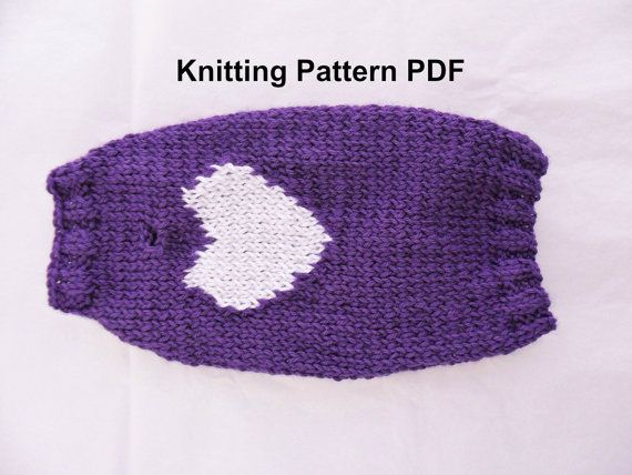 Free Easy Knitting Patterns For Medium Dog Jumpers : 10 best images about dog sweater on Pinterest Crochet dog sweater, Free pat...
