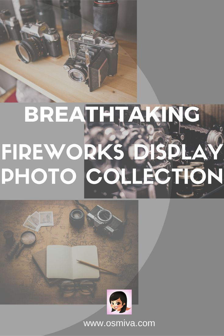 Photo collection of fireworks display around the globe!