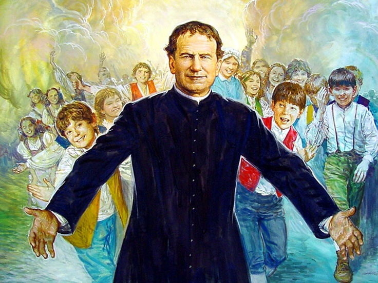 Don Bosco: 17 Best Images About Hail Don Bosco! On Pinterest