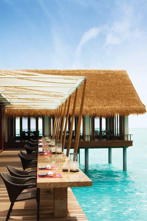 One & Only Reethi Rah, Maldives http://www.tripadvisor.se/Hotel_Review-g6855076-d563828-Reviews-One_Only_Reethi_Rah_Maldives-Reethirah_Island.html