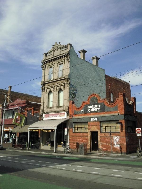 Fitzroy Melbourne Victoria Australia - Pardon me, this reminds me of a Dakota frontier town. Thanks Mate.