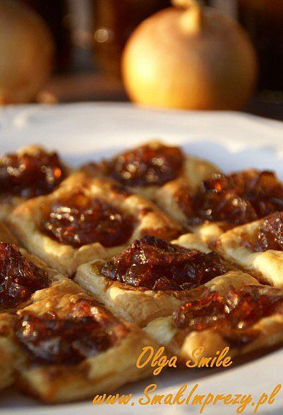 Chutney cebulowy - przepis | Kulinarne przepisy Olgi Smile