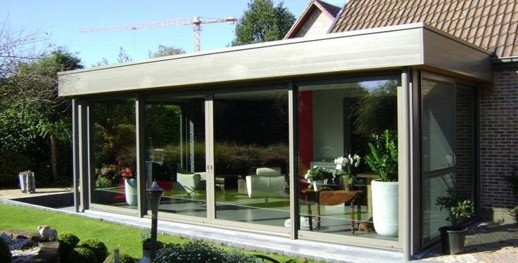 Atelier italia serramenti verande giardini d inverno e - Verande giardino d inverno ...
