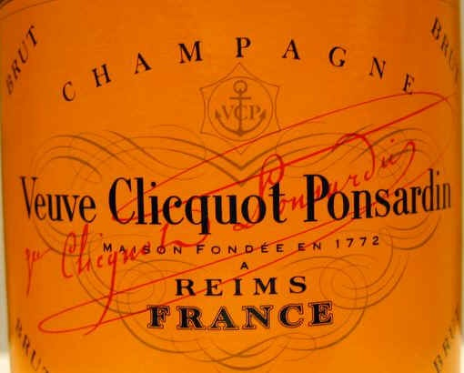 I have found Veuve Cliequot to be a wonderful hostess gift....