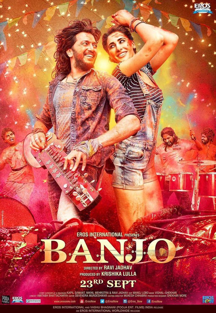 "Riteish Deshmukh on Twitter: ""#BanjoPoster https://t.co/3eMARJEOsk"""
