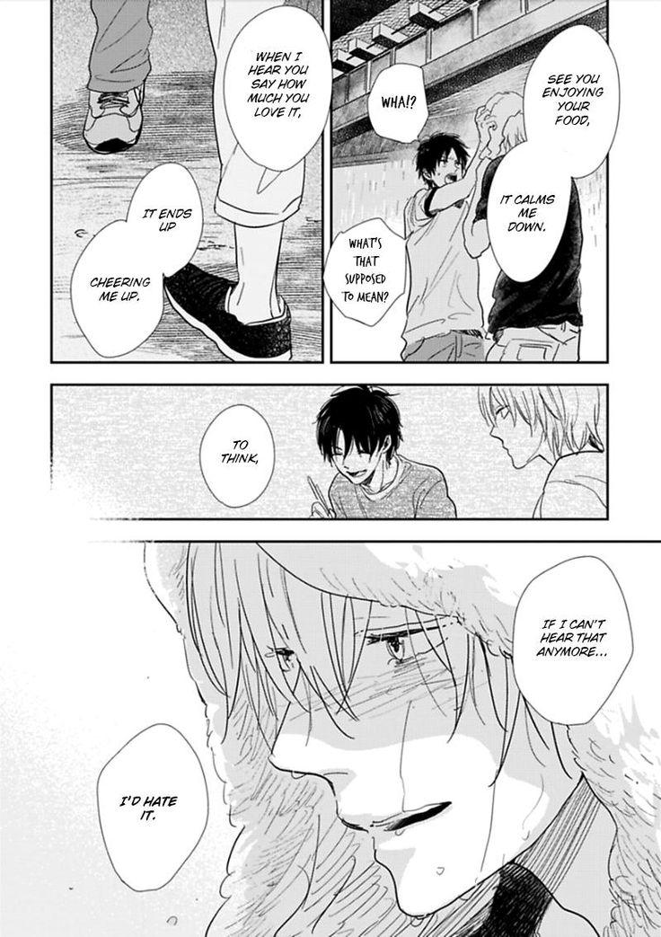Hidamari ga Kikoeru Vol.1 Ch.4 Page 23 - Mangago
