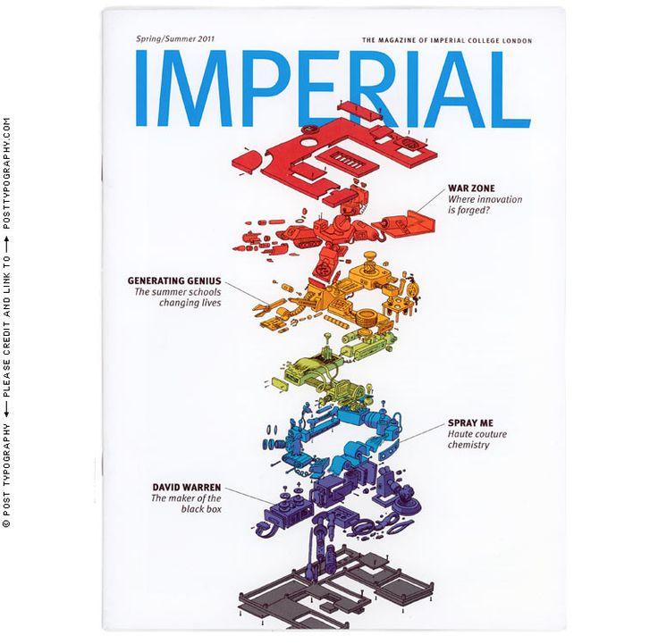 雑誌のカバー - 投稿タイポグラフィ - デザインスタジオ