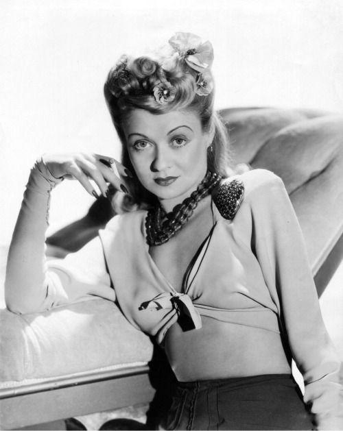 Constance Bennett 1941 | 40s | Pinterest