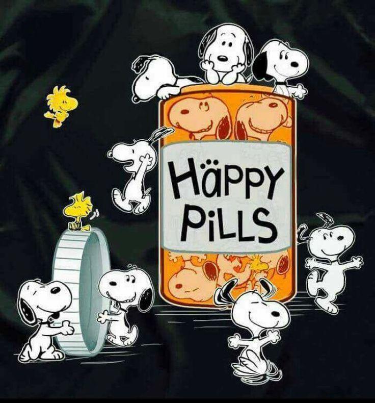 Pilulas felizes