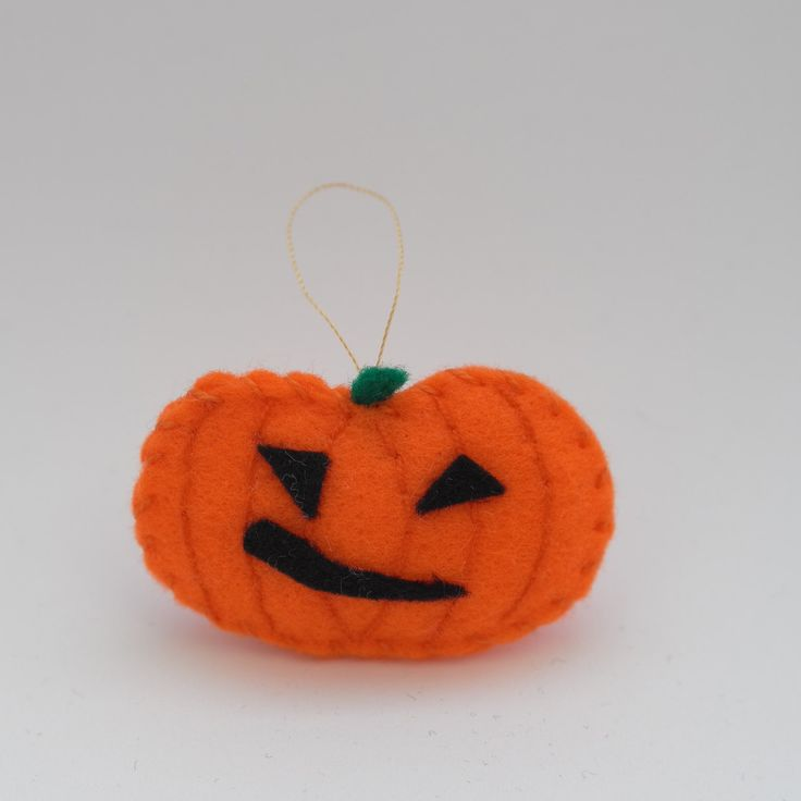 Black eyes pumpkin - ornament decor, amazing decor, hanging decors, hanging decorations - by HalloweenOrChristmas on Etsy