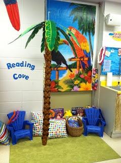Teaching Kindergarten Kiddos: Beach/Ocean classroom pics