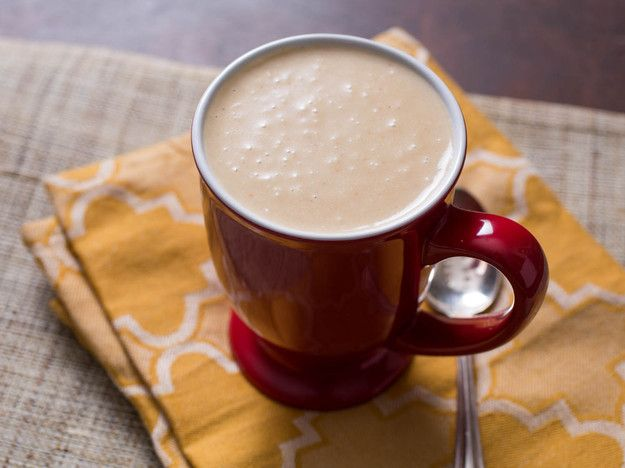 Peanut Atole (Hot Mexican Corn Drink With Peanut Flavor)