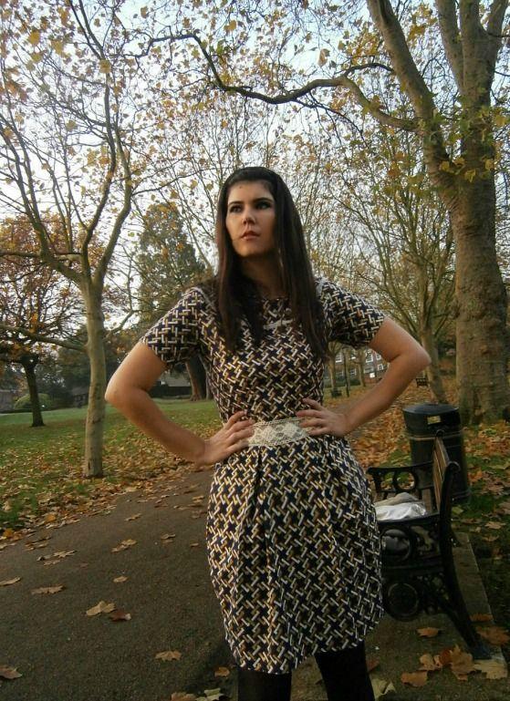 Rachel Pinheiro's Elisalex Dress - By Hand London