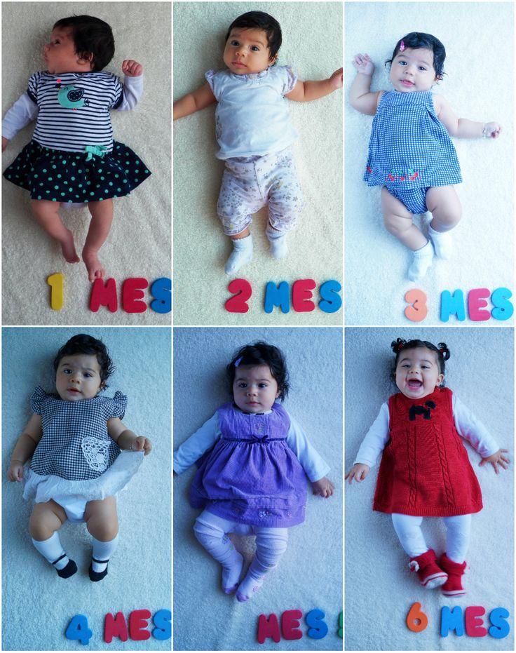 6 Meses #girls #babygirls