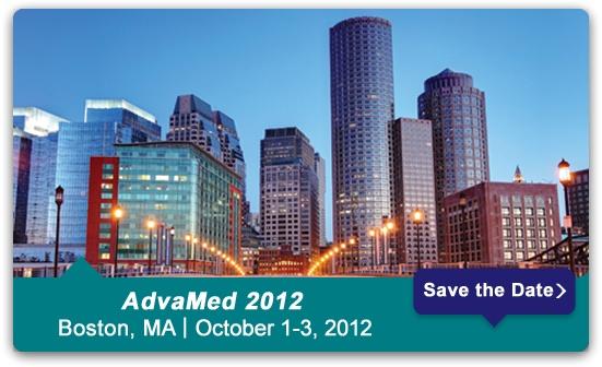 AdvaMed 2012 - The MedTech Conference - advamed2012.com