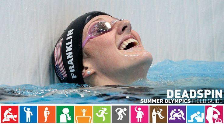 Olympic Field Guide: Missy Franklin, America's Teenage Swimming Sensation
