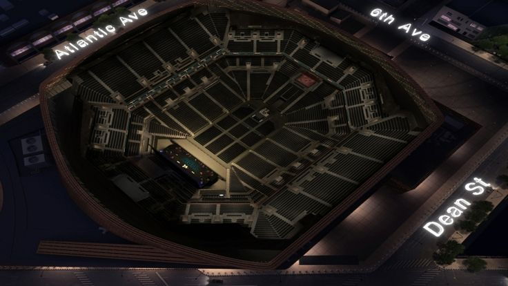 Barclays Center Concert Virtual Venue Iomedia throughout ...