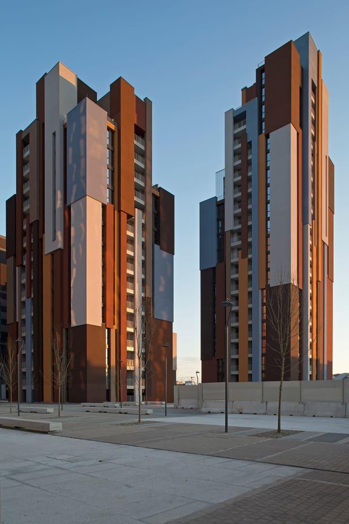 M♥ Cascina Merlata Residential Development | Milano | Mario Cucinella Architects