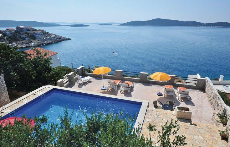 Kroatien 6300, Ferienhaus, Haus und Ferien