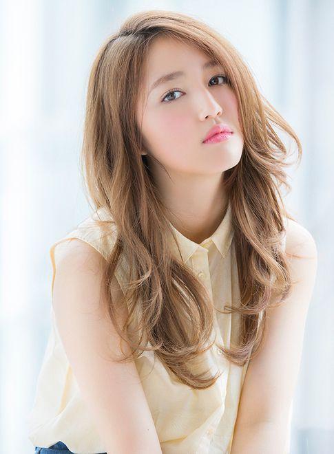 リラックスナチュラルウェーブ 【Ramie】 http://beautynavi.woman.excite.co.jp/salon/27006?pint ≪ #longhair #longstyle #longhairstyle #hairstyle ・ロング・ヘアスタイル・髪型・髪形≫